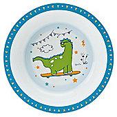 Smash Dinosaur Plastic Bowl