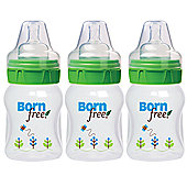 Born Free Deco Baby Feeding Bottle - 150ml/5oz 3pk