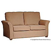 Sweet Dreams Edinburgh 2 Seater Sofa Bed - Mocha