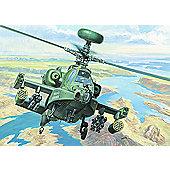 AH-64D Apache Longbow - 1:72 Scale - 080 - Italeri