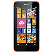 Virgin Media Nokia Lumia 630 Orange