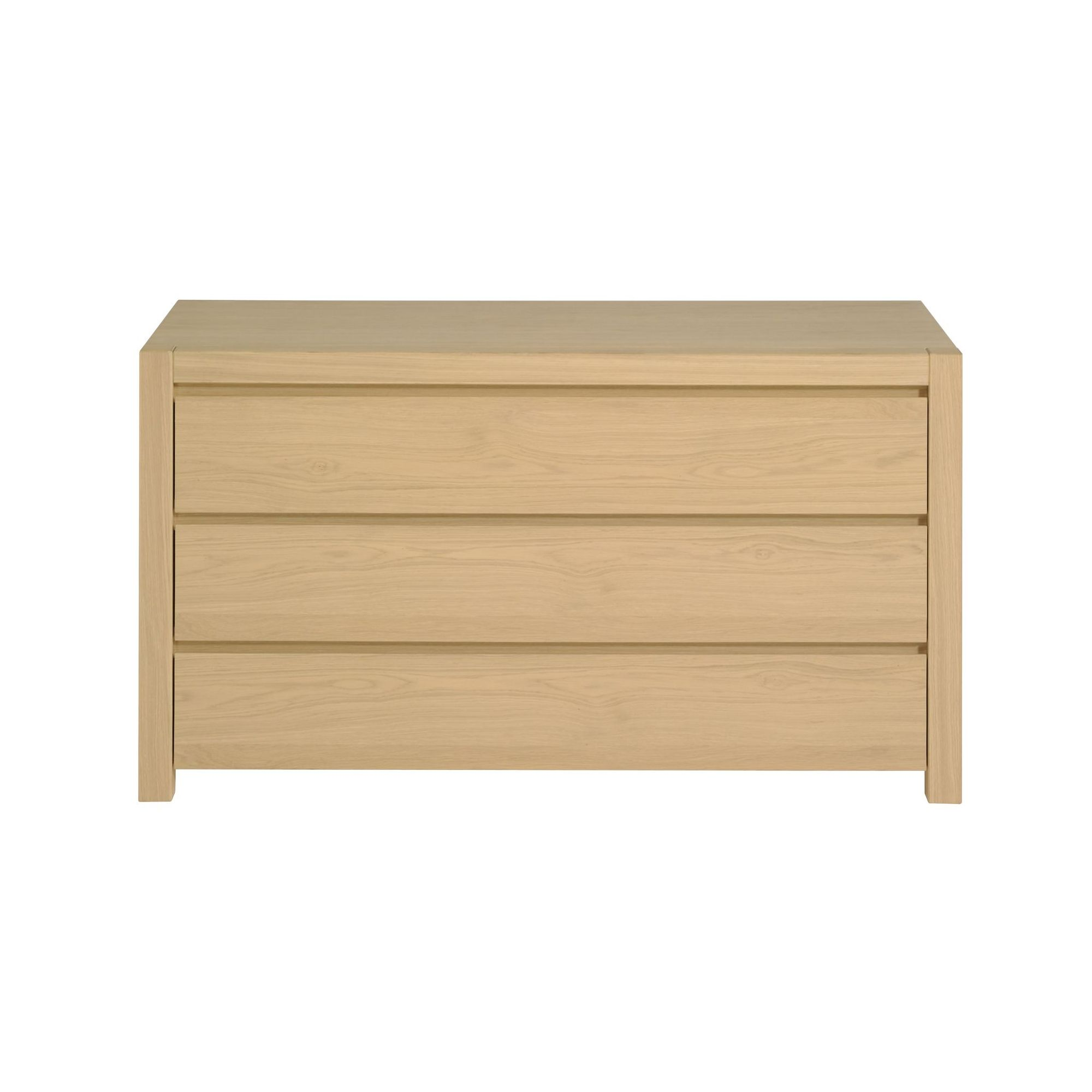 Parisot West 3 Drawer Chest at Tesco Direct