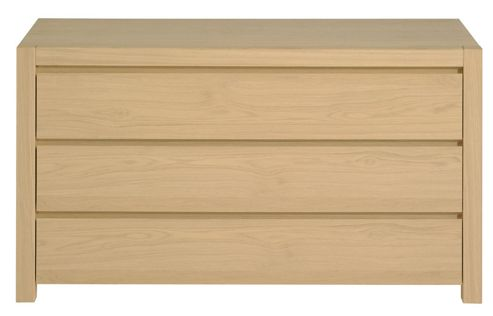 Parisot West 3 Drawer Chest