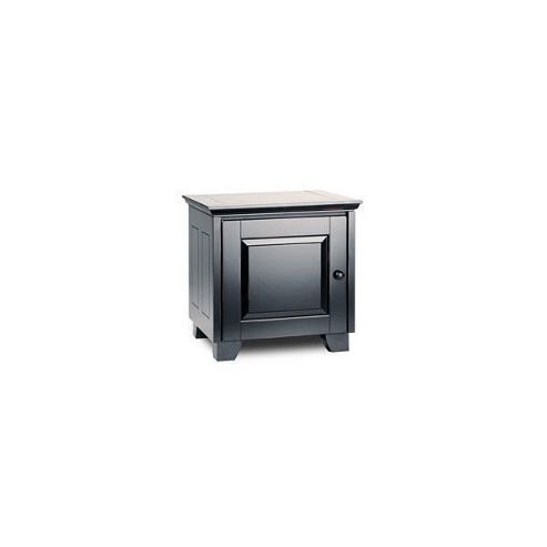Salamander Hampton Single Subwoofer in Black