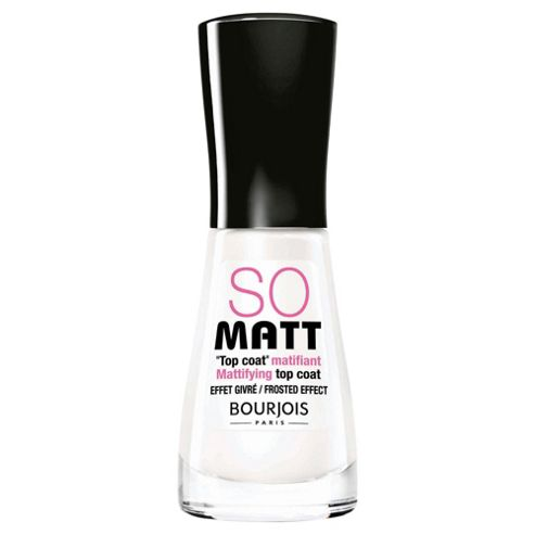 Bourjois So Perfect Topcoat Matt 3D
