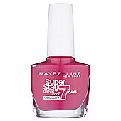 Maybelline SuperStay 7 Days Nail Colour 190 Pink Volt