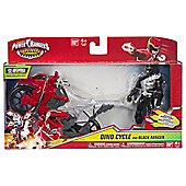 Power Rangers Dino Charge Cycle Black