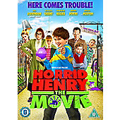 Horrid Henry - The Movie (DVD)