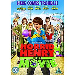 Horrid Henry - The Movie (DVD)