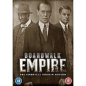 Boardwalk Empire: Series 4 (DVD Boxset)