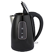 Tesco JKWSSB15 Black Kettle