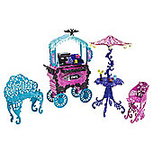 Monster High Scaris Café Playset