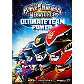Power Rangers: Megaforce - Volume 1 DVD
