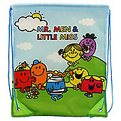 Mr Men & Little Miss Gym Bag