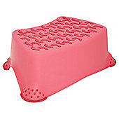 Tesco Loves Baby Step Stool Pink