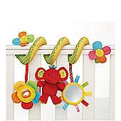 Mothercare Safari Spiral Activity Toy