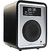 Ruark Audio R1 MkIII DAB/DAB+/FM Alarm Radio (Black)