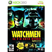 Watchmen - The End Is Nigh - Parts 1 & 2 - Xbox-360