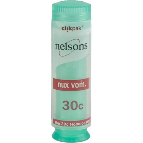 Nelsons Nux vom 30C 84 Pillules