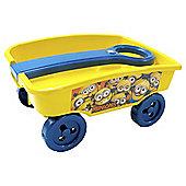 Minions sand wagon