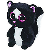 TY Beanie Boo Plush - Flora the Skunk 15cm