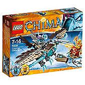 LEGO Chima Vardys Ice Glider 70141