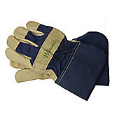 Kent Glo11 Premium Leather Work Gloves Mens