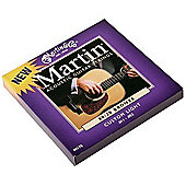 Martin Custom Light Acoustic Bronze Set of Strings