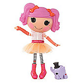 Lalaloopsy 33cm Core Doll with Pet - Peanut Big Top