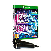 Now That's What I Call Sing Exclusive Dual Mic Pack XboxOne