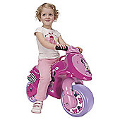 Injusa Disney Minnie Mouse Motorbike Ride-On