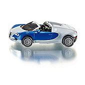 Bugatti Veyron Grand Sports Car - Toys - Siku