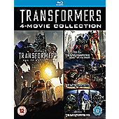 Transformers 1-4 Blu-Ray