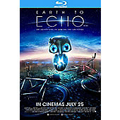 Earth to Echo Blu Ray DVD