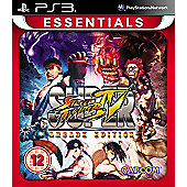 SSFIV Arcade Edition Essentials (PS3)