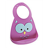 Make My Day Baby Bibs OWL