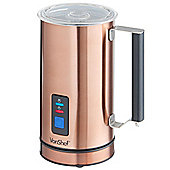 VonShef Copper Finish Electric Milk Frother and Warmer