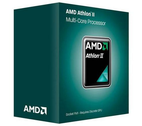 AMD Athlon II X4 Core 4 651 3.0 GHz Processor