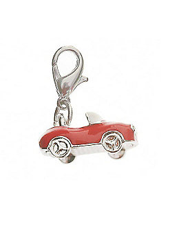 Bombay Duck Red Corvette Car Charm