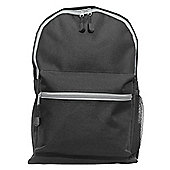 Tesco Basic Backpack, Black