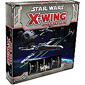 Star Wars X-Wing Miniatures Game.