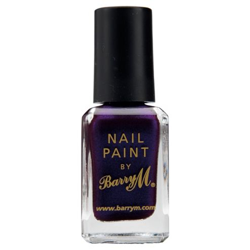 Barry M Nail Paint 161 - Vivid Purple
