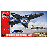 Hornby Airfix RAF Benevolent Fund BAE Hawk Model Kit