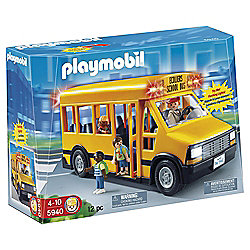 Playmobil 5940 School Bus