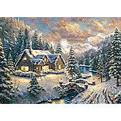 High Country Christmas - 1000pc Puzzle