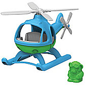 Green Toys Helicopter (Blue)