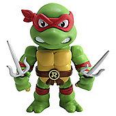 """Metals Die Cast Teenage Mutant Ninja Turtles: 4"""" Figure Raphael"""