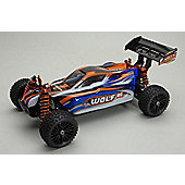 DHK Wolf EP 4WD RTR 1/10 Brushless RC Buggy