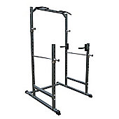 Bodymax CF376R Half Cage Squat, Bench Press, Dipping and Pull Up stand