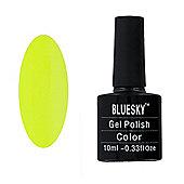 Bluesky Neon Range 10 ml Gel Polish - Yellow Sorbet Zest